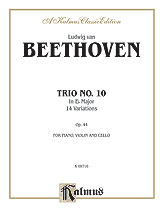 Piano Trio No. 10, Opus 44