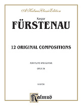 12 Original Compositions, Opus 34