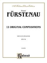 12 Original Compositions, Opus 34