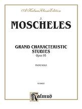 Grand Characteristic Studies, Opus 95