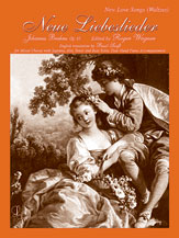 Johannes Brahms : Neue Liebeslieder Walzer, Opus 65 : SATB : Songbook : 783556003632  : 00-LG51136