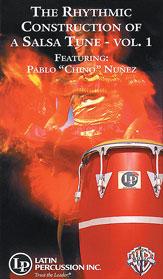 The Rhythmic Construction of a Salsa Tune, Vol. 1