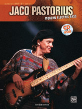 JACO PASTORIUS  Book and CD