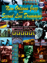 New Orleans Jazz and Second Line Drumming