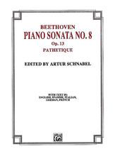 Sonata No. 8 in C Minor, Opus 13 ('Pathetique')
