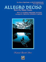 Allegro Deciso (from <I>The Water Music</I>)