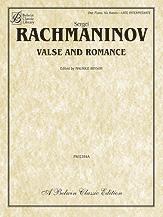 Valse and Romance