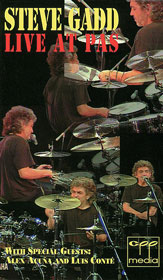 Steve Gadd: Live at PAS