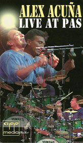 Alex Acuna: Live at PAS '95