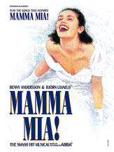 Mamma Mia - Hit Musical based on Abba Songs