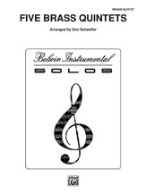 Five Brass Quintets