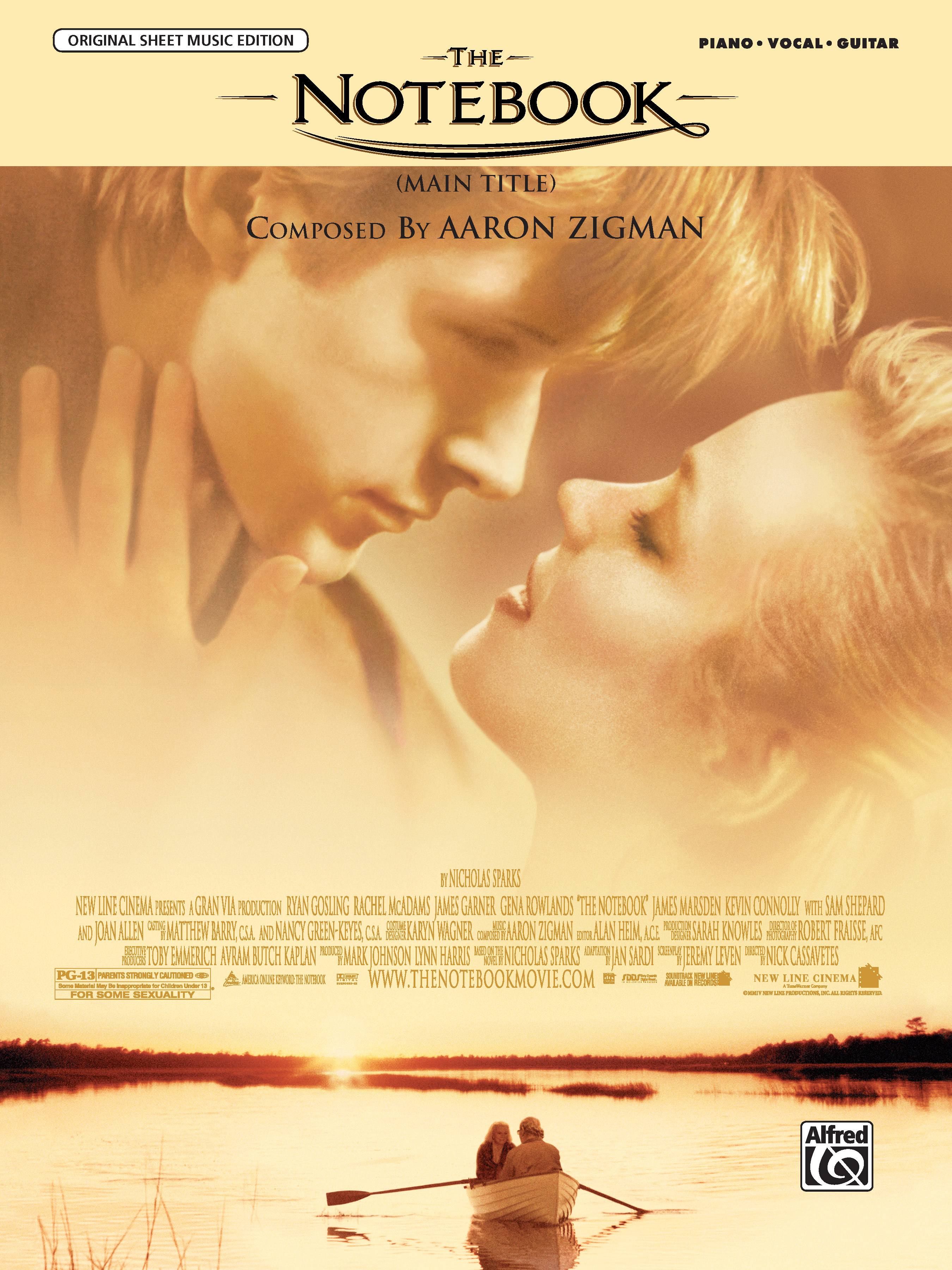 The Notebook (Main Title) (from <I>The Notebook</I>)