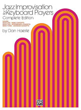 Jazz Improvisation for Keyboard Players, Complete Edition