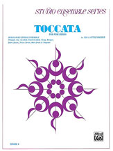 Toccata for Percussion