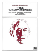 Three Paraguayan Dances