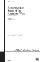 Remembering: Songs of the American West