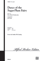 Dance of the Sugar-Plum Fairy : TTBB : Jeff Funk : Sheet Music : 00-SVM05038 : 654979089735