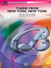 <I>New York, New York,</I> Theme from