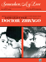 Somewhere My Love (Lara's Theme from <I>Dr. Zhivago</I>)