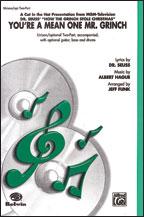You're a Mean One, Mr. Grinch : Unison : Jeff Funk : Albert Hague : Sheet Music : 00-T5780YC5 : 029156084412