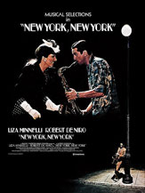 John Kander and Fred Ebb : New York, New York : Solo : Songbook : 029156018615  : 00-TSF0025