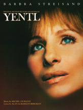 Michel Legrand : Yentl: Original Motion Picture Soundtrack : Solo : Songbook : 029156119893  : 00-TSF0049