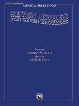 Johnny Mercer : Seven Brides for Seven Brothers : Solo : Songbook : 029156181838  : 00-TSF0069