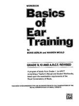 Basics of Ear Training, Grade 9-10 ARCT