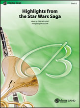 <I>Star Wars</I> Saga, Highlights from the