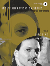Inside Improvisation Series, Vol. 3: Jazz Line