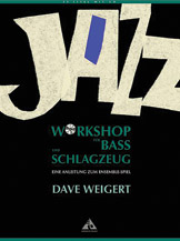 Jazz Workshop fur Bass und Schlagzeug [Jazz Workshop for Bass and Drums]