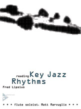 Reading Key Jazz Rhythms: Flute