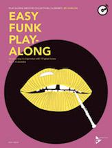 Easy Funk Play-Along: Clarinet