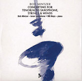 Concertino for Tenor/Alto Saxophone, Strings & Winds