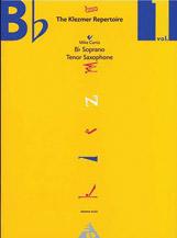 The Klezmer Repertoire, Vol. 1