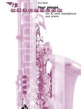 Four Pieces: Saxophone