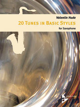 20 Tunes in Basic Styles for Saxophone