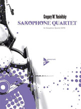 Saxophone Quartet