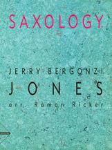 Saxology: Jones