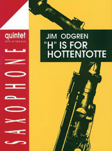 H is for Hottentotte