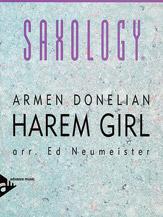 Saxology: Harem Girl