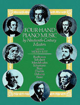Four-Hand Piano Music by 19th Century Masters