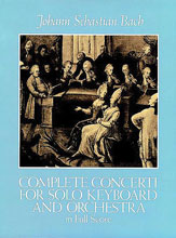 Concerti for Solo Keyboard and Orchestra