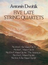 Five Late String Quartets