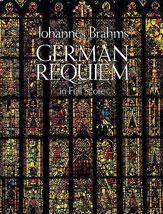 Johannes Brahms : German Requiem : SATB : Songbook : 9780486254869 : 06-254860