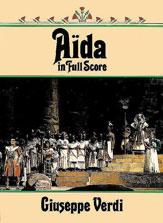 Aida (Full Score) (Voice), Masterwork, #YL06-26172