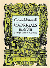 Madrigals - Book VIII