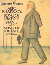 Alto Rhapsody, Song of Destiny, Nenie and Song of the Fates