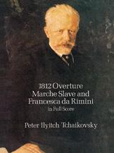 1812 Overture, Mache Slave and Francesca da Rimini