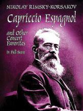 Capriccio Espagnol and Other Concert Favorites